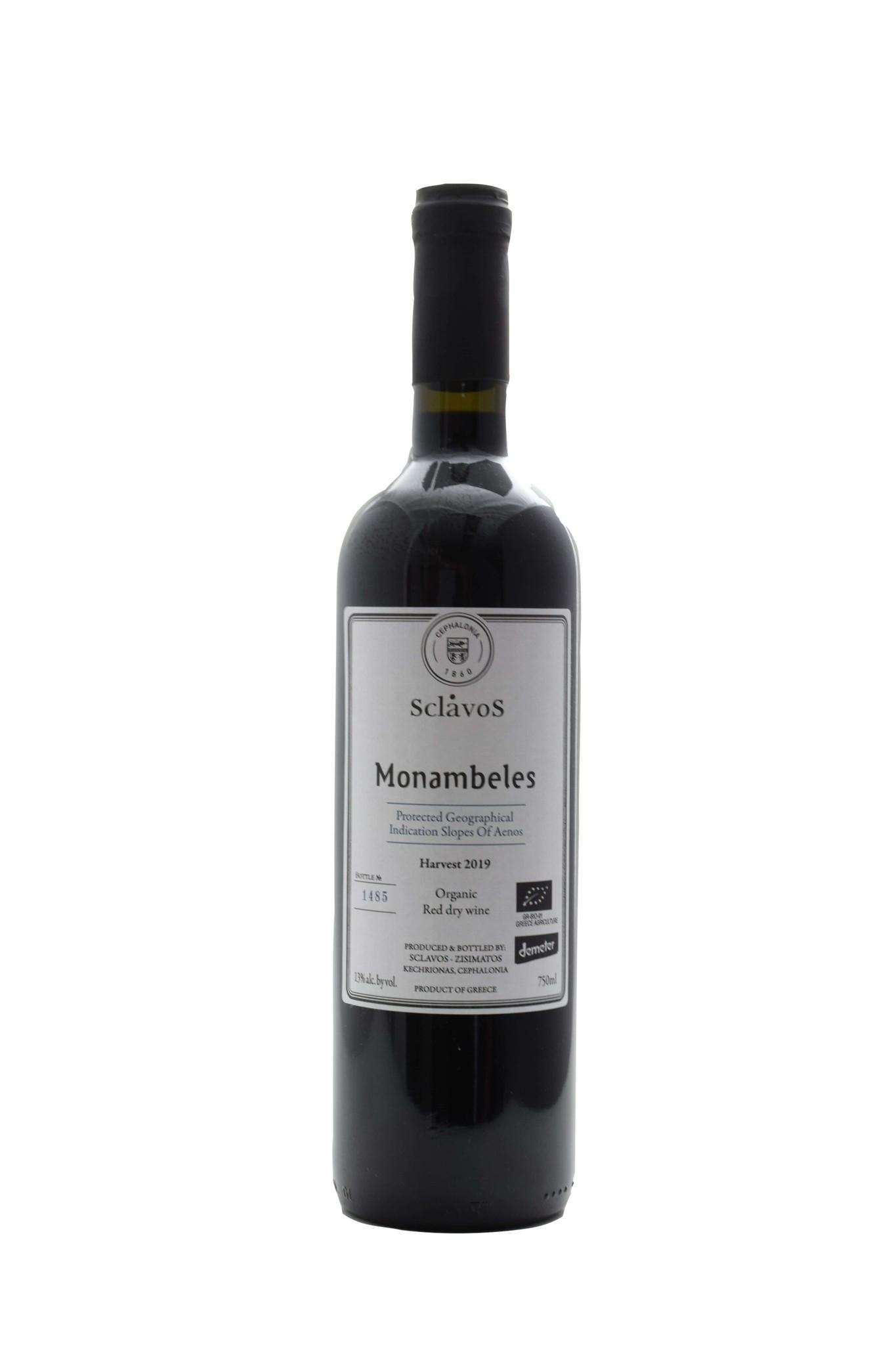 Monambles Mavrodaphni 2019-1