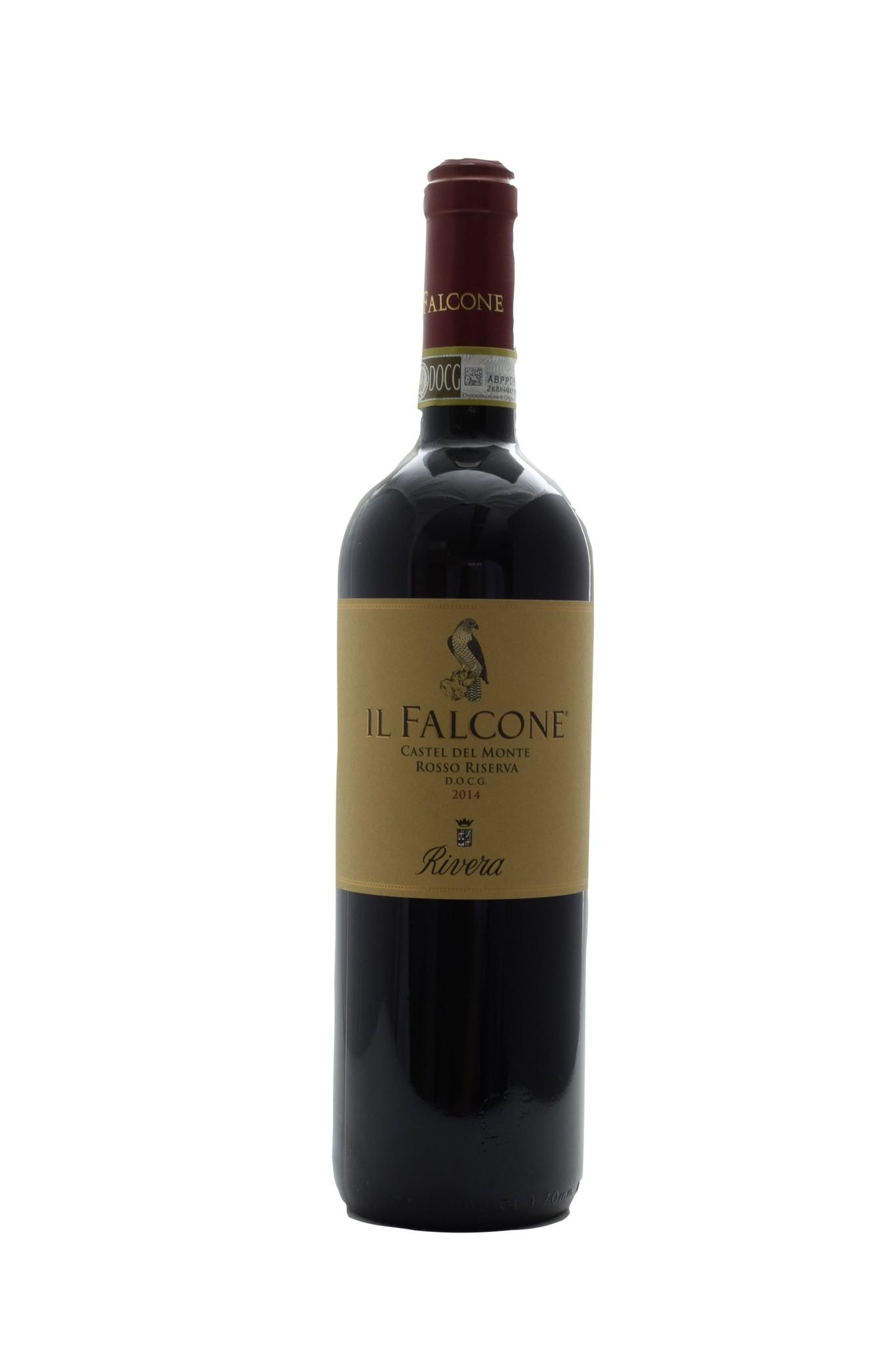 Falcone Riserva 2014-1
