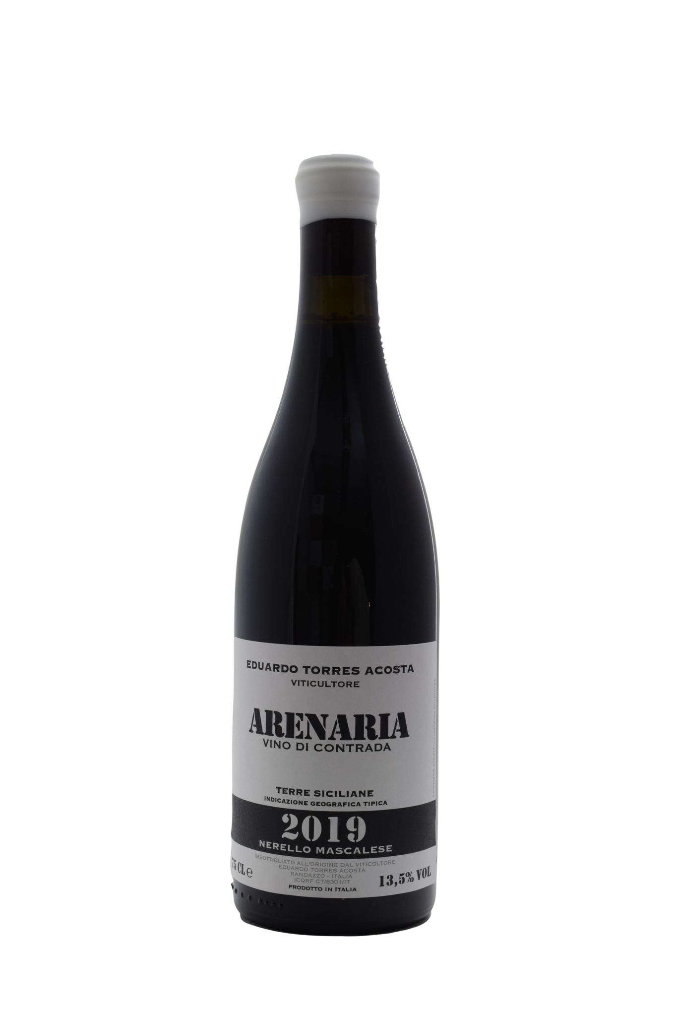 Contrada Arenaria Rosso 2019-1