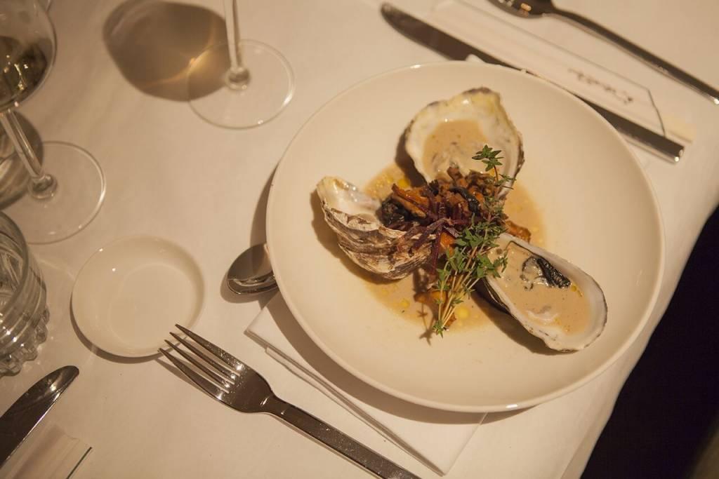 De oesters van Balthazar