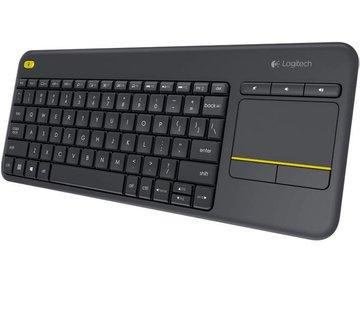 Logitech K400 Plus zwart