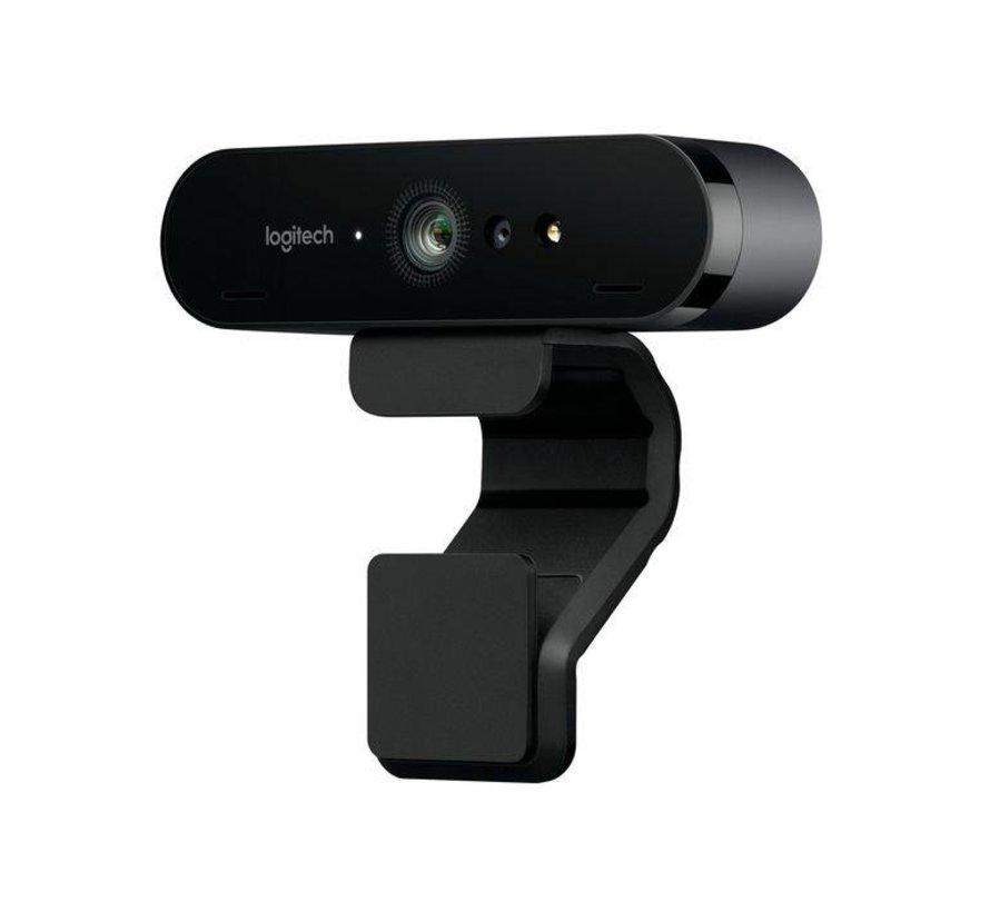 Logitech BRIO - de 4K webcam