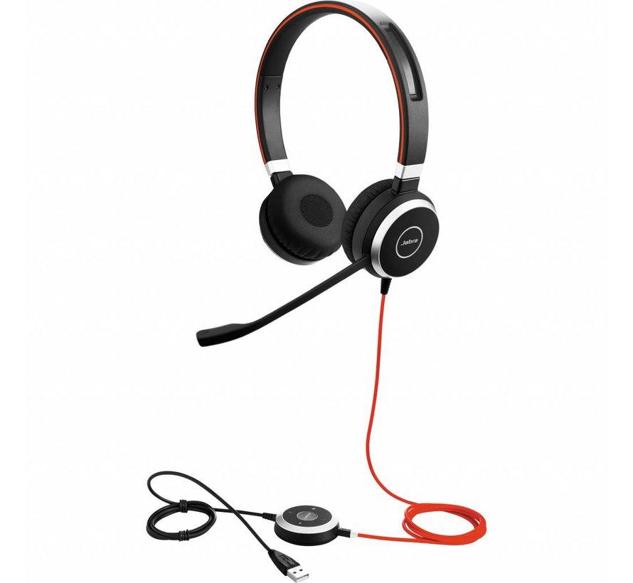 Evolve 40 MS Stereo (USB-C)