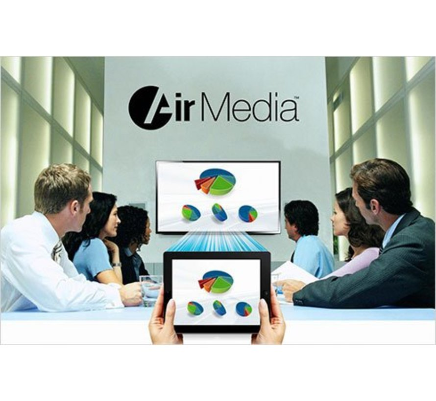 AirMedia | draadloos presenteren