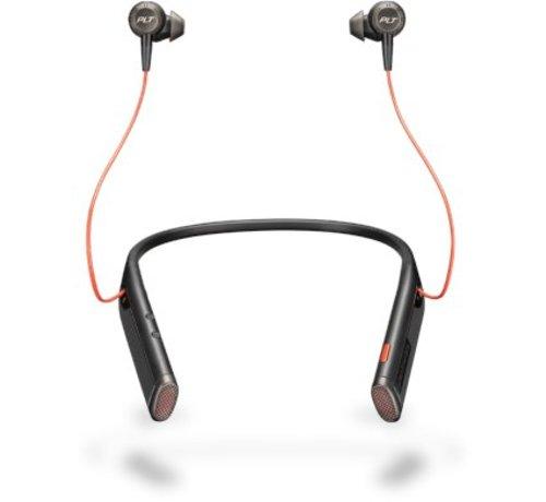 Plantronics Plantronics Voyager 6200 UC - Bluetooth headset met nekbeugel