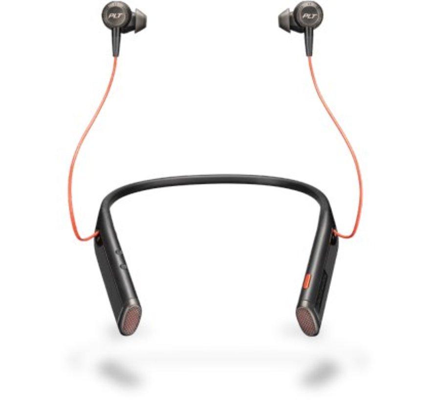 Voyager 6200 UC - Bluetooth headset met nekbeugel