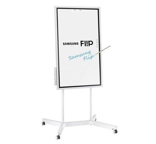 Samsung Flip 55 inch digitale flipchart voor business - met voet