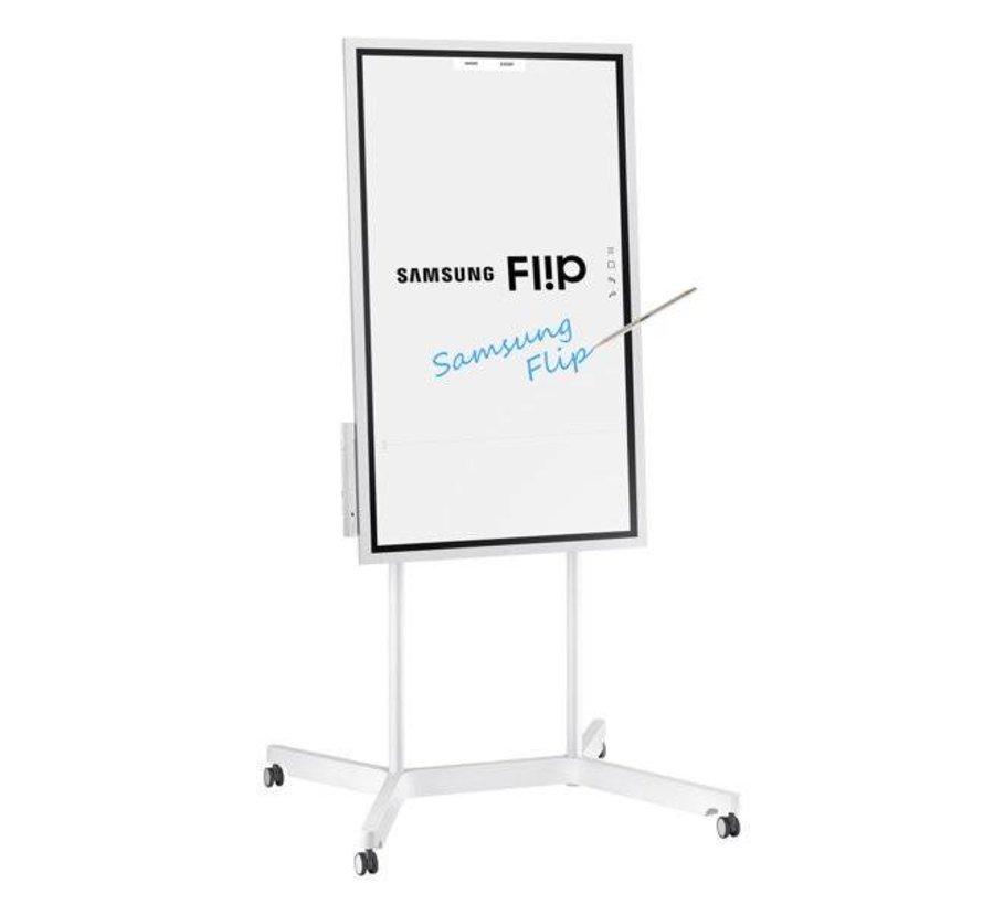 Flip 55 inch digitale flipchart voor business - met voet
