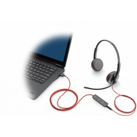 Plantronics Blackwire C3225 - stereo USB headset