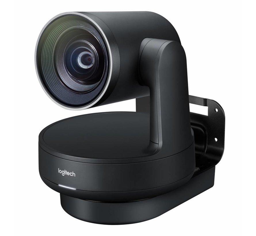 Rally - 4K camera met microfoon en speaker