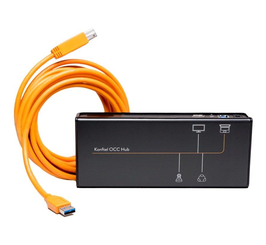 Konftel C20Ego - Videoconference systeem voor kleine vergaderruimtes