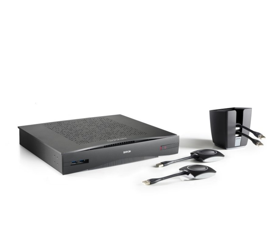 Barco CSE 800 - Draadloos presentatiesysteem