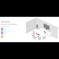 Logitech Tap voor Zoom - Small
