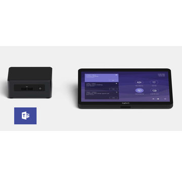 Logitech Logitech Tap Base Bundle voor Microsoft Teams