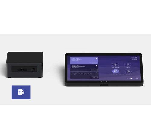 Logitech Tap voor Microsoft Teams - Base bundle