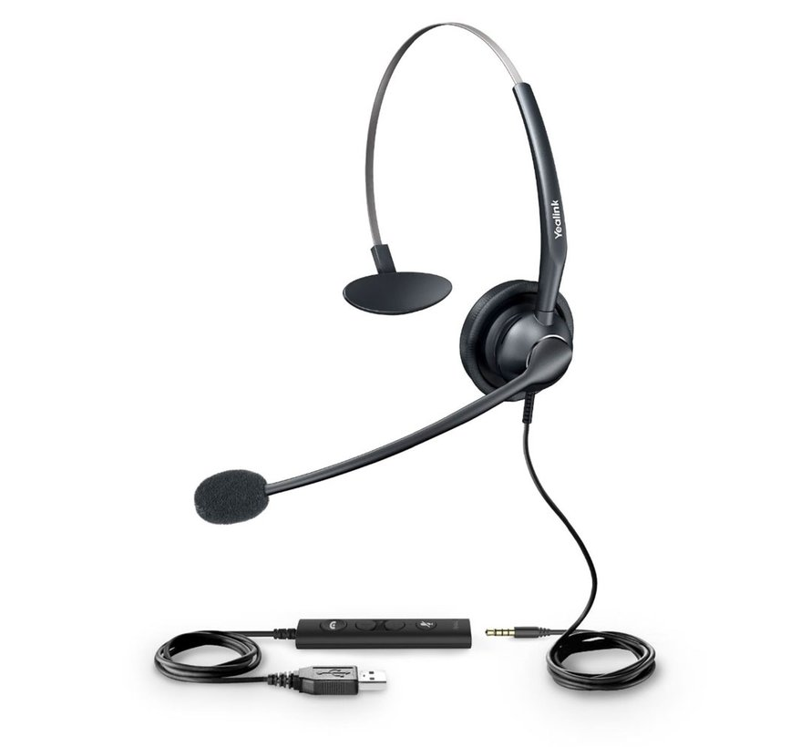 UH33 USB-headset (mono)