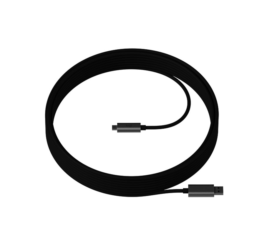 Logitech USB Strong Cable 10m