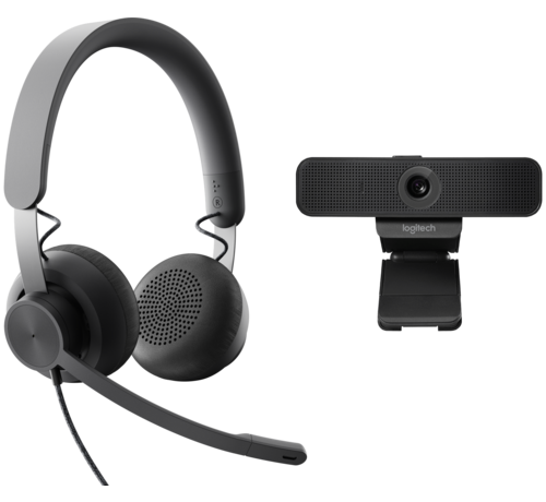 Logitech Wired Personal Video Collaboration Kit - Teams