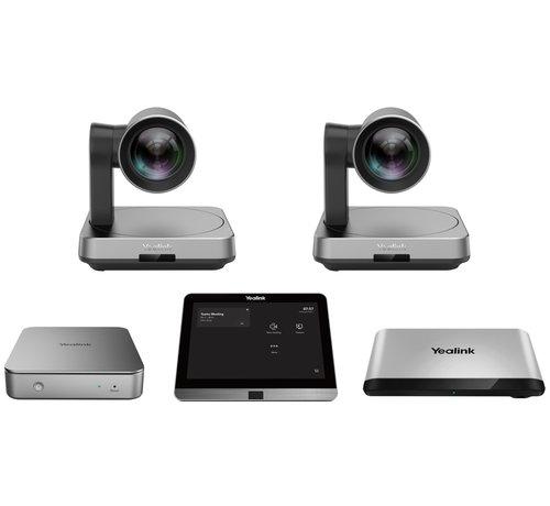 Yealink MVC940 videoconferencing-set me 2 camera's voor grote ruimtes