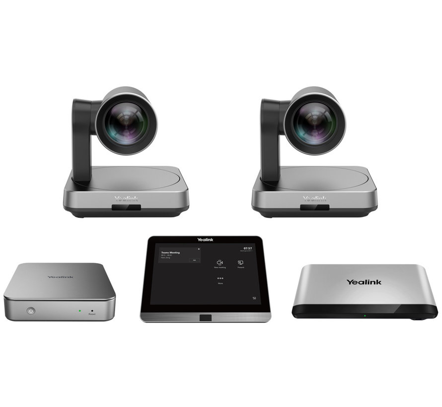 MVC940 videoconferencing-set me 2 camera's voor grote ruimtes