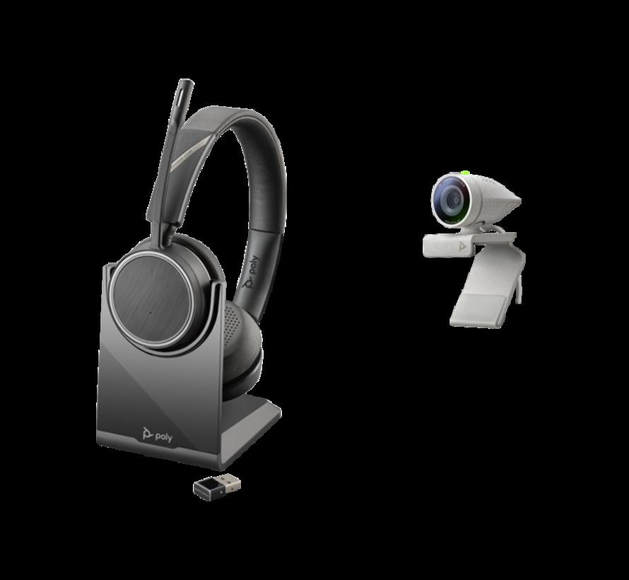 Studio P5 met Voyager 4220 UC