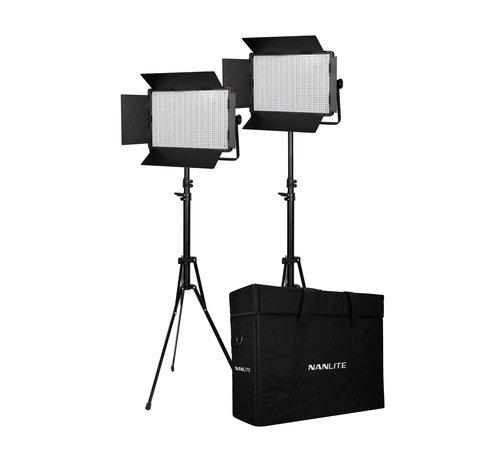 Nanlite 1200-CSA bi-color dual kit