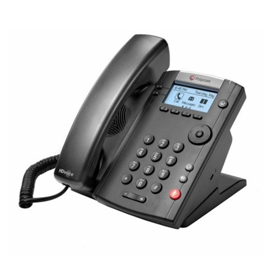 Polycom VVX201 Business Media Phone
