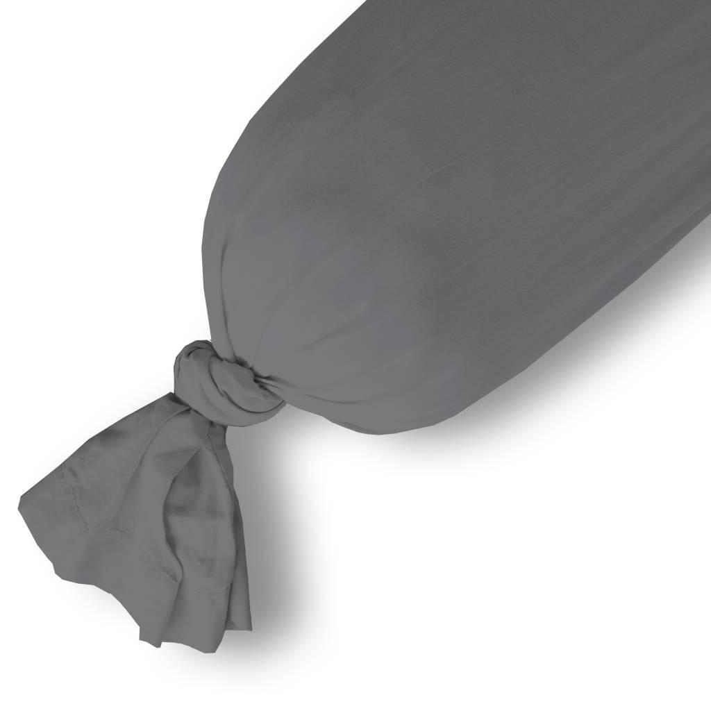 Basic Gulingsloop donkergrijs  (Snuggles/XL/Soft)