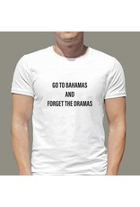 Arpione Round Neck T-shirt - Bahamas