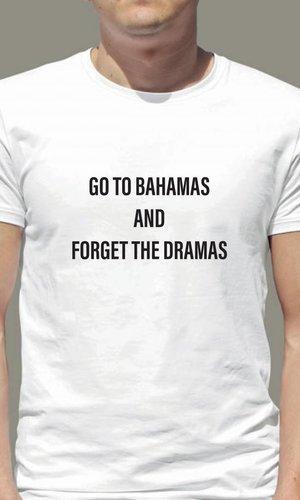 Arpione T-shirt - Bahamas