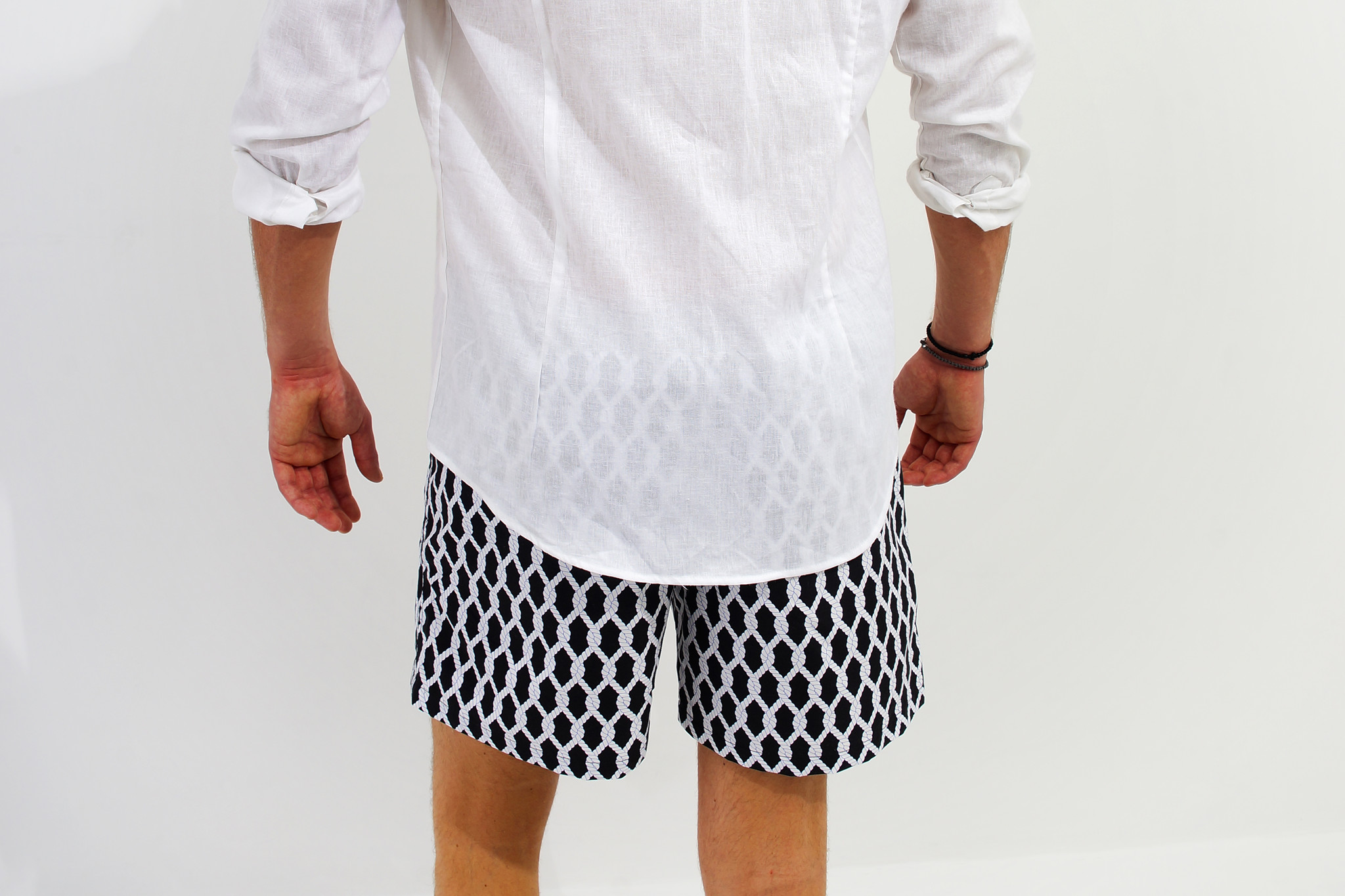 Arpione A luxury eco-friendly swimshort for men