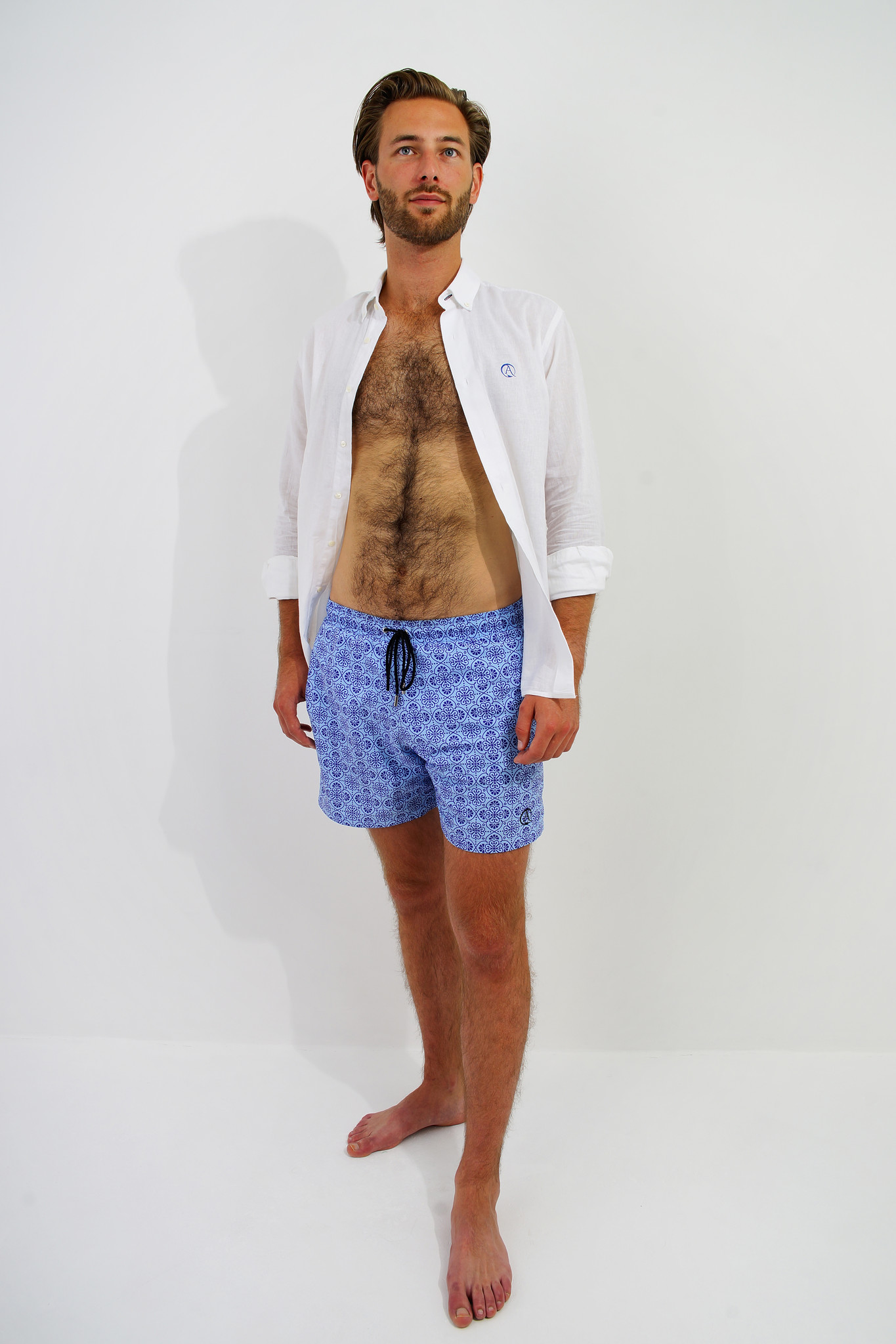 Arpione A 100% recycled swimshort for men