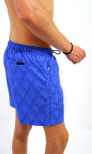 Arpione Great White Swim Short -  Royal Blue