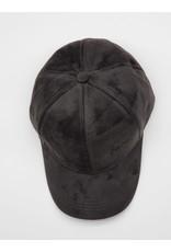 Arpione Suède Cap Black