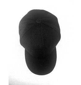 Arpione Cotton Cap Black
