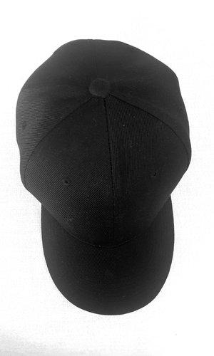 Arpione Cotton Cap Black