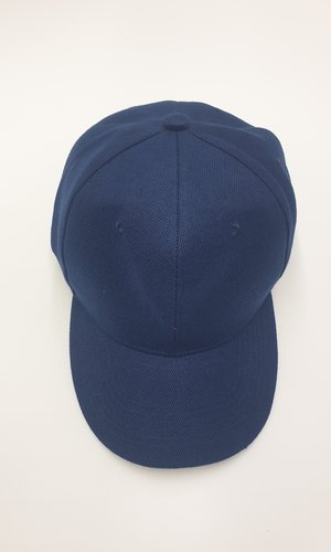Arpione Cotton Cap Blue
