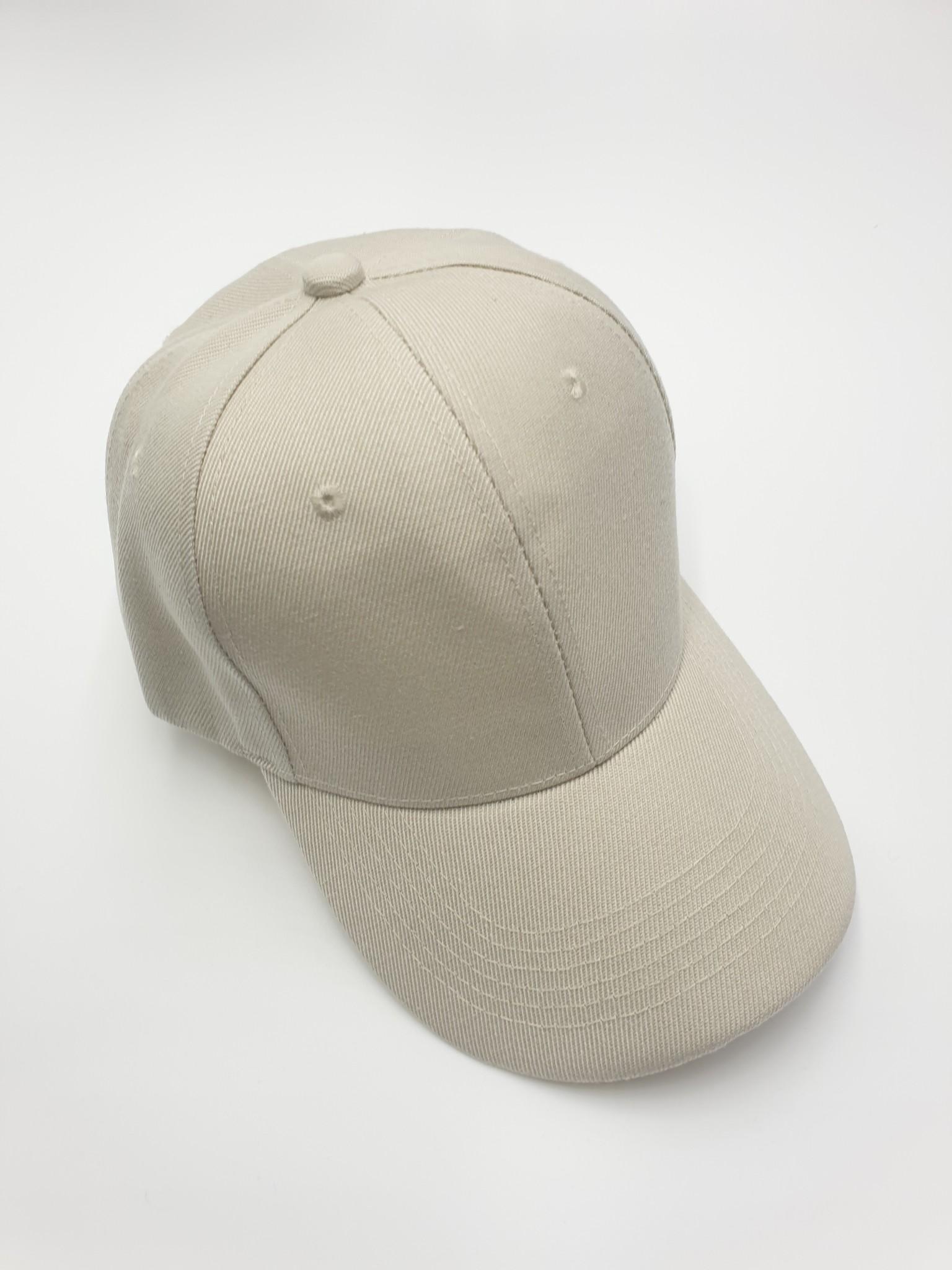 Arpione Cotton Cap Beige