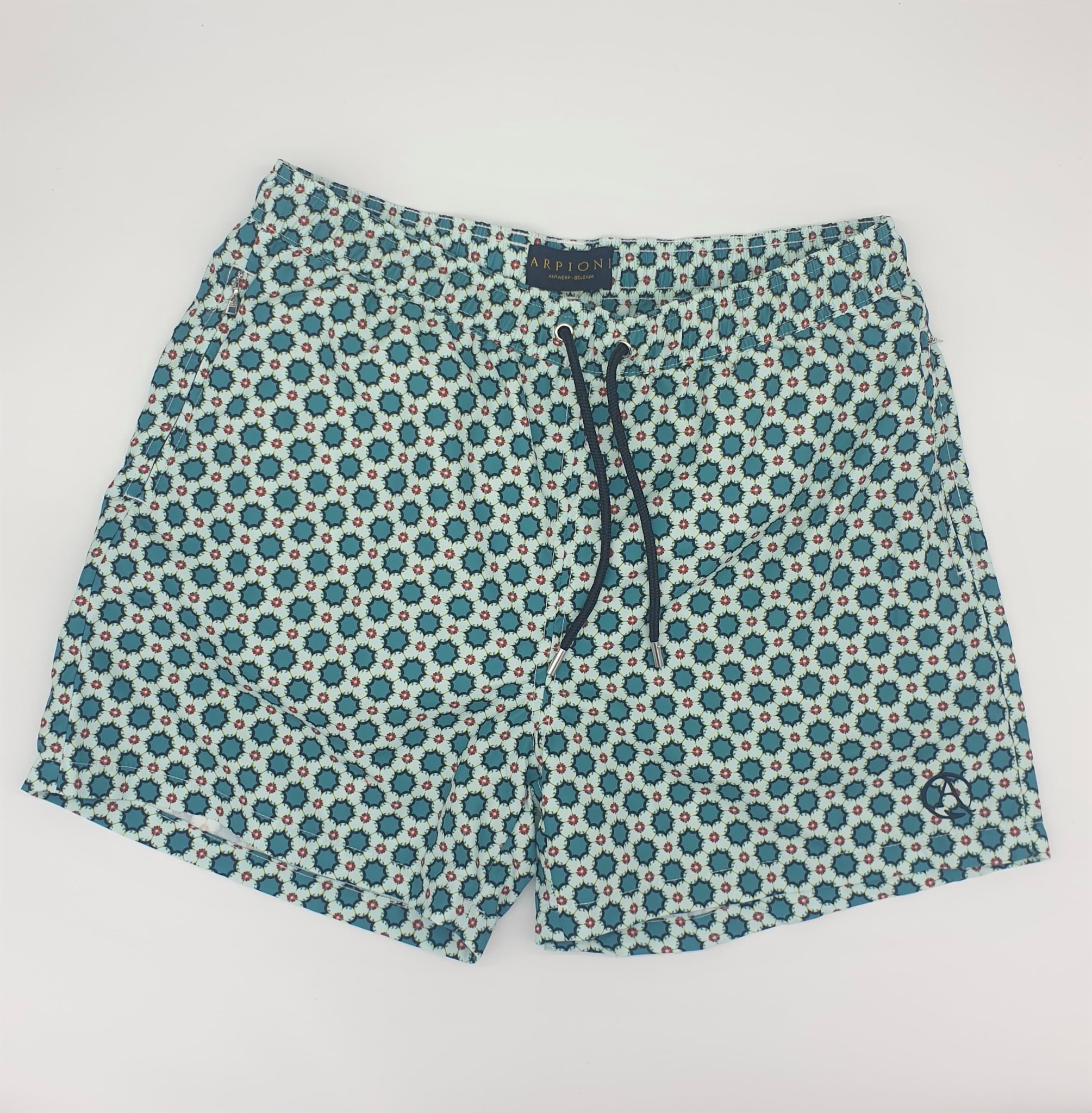 Arpione A mid-length swimshort for men