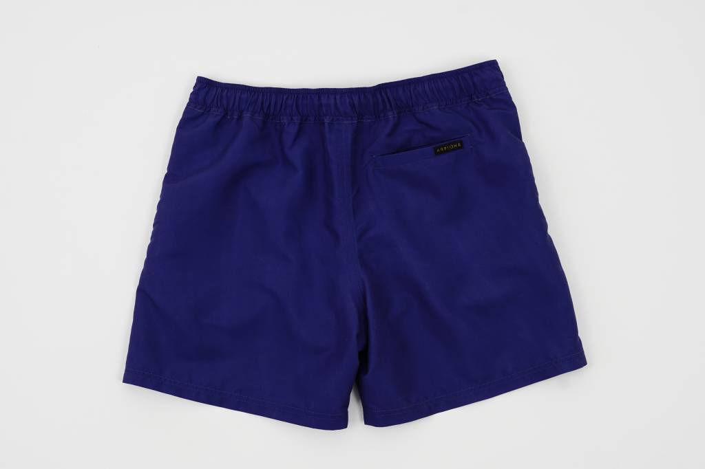 Arpione White Tip Mid-length Swim Short - Governor Bay