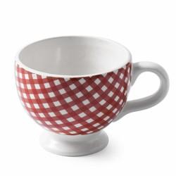 At Home with Marieke Mug Sarah Red 200ml