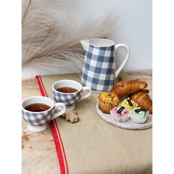 At Home with Marieke At Home with Marieke tea service benefit set grey