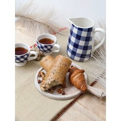 At Home with Marieke At Home with Marieke tea service benefit set blue