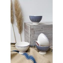At Home with Marieke At Home with Marieke advantage set of bowls blue