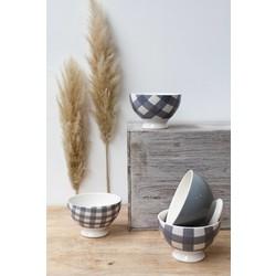 At Home with Marieke At Home with Marieke advantage set of bowls gray