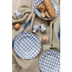 At Home with Marieke At Home with Marieke ontbijt voordeel set grijs/wit