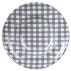 At Home with Marieke Pasta Plate Livia Grey 30,5cm