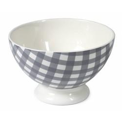 At Home with Marieke Bowl Livia Grey 19,5cm
