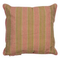 At Home with Marieke 50x50cm pillow, mattress stripe