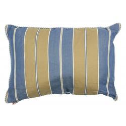 At Home with Marieke Cushion cover 50x70cm, khaki stripe